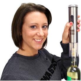 Branded Stainless Barossa Wine Opener