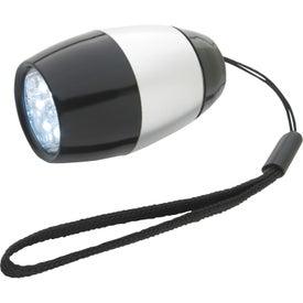 Barrel Flashlight for Your Company
