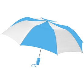 Barrister Auto-Open Folding Umbrella Giveaways