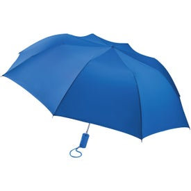 Barrister Auto-Open Folding Umbrella for Your Company