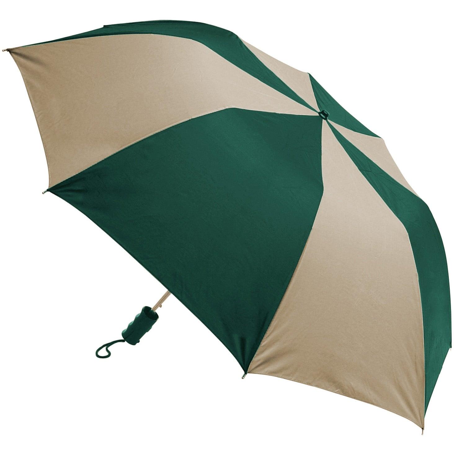 Promotional Barrister Auto-Open Folding Umbrellas with Custom Logo ...