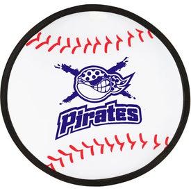 Folding Flyer Baseball for your School