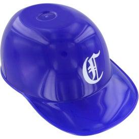 Branded Baseball Helmet Ice Cream Bowl
