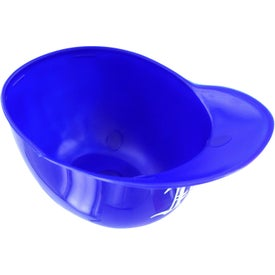 Company Baseball Helmet Ice Cream Bowl