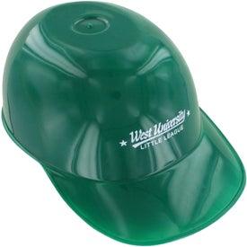 Baseball Helmet Ice Cream Bowl Branded with Your Logo