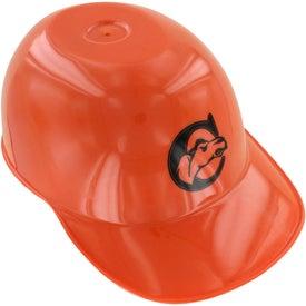 Baseball Helmet Ice Cream Bowl for Advertising