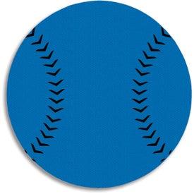Printed Baseball Jar Opener