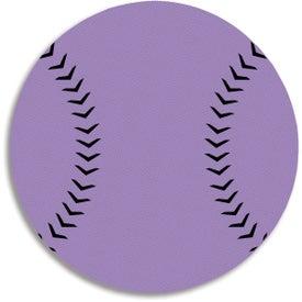 Baseball Jar Opener with Your Slogan