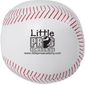 Baseball Pillow Balls (3.75