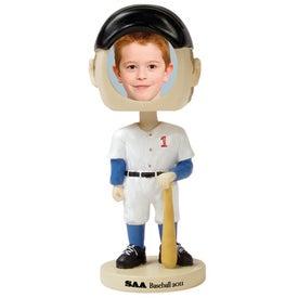 Baseball Single Bobble Head