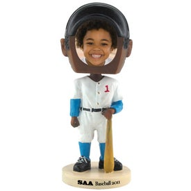 Baseball Single Bobble Heads
