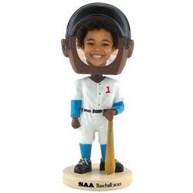 Baseball Single Bobble Heads