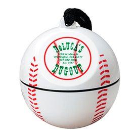 Baseball with Poncho