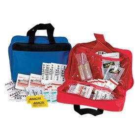 Advertising Basic First Aid Kit
