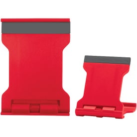 Basic Folding Smartphone & Tablet Stand with Your Logo