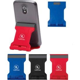 Branded Basic Folding Smartphone & Tablet Stand