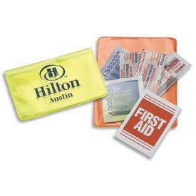 Basic Vinyl First Aid Kit