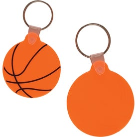 Basketball Key Chain for Your Company