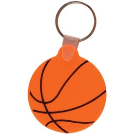 Promotional Basketball Key Chain