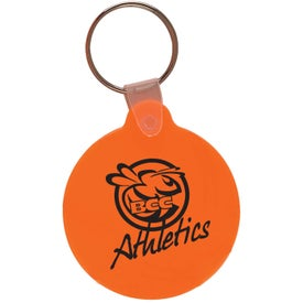 Personalized Basketball Key Chain