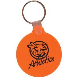 Personalized Basketball Key Chain