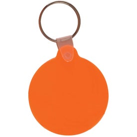 Basketball Key Chain Branded with Your Logo