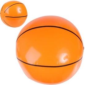 Promotional Basketball Beach Ball