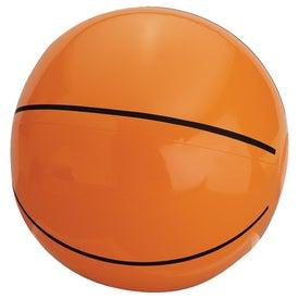 Basketball Beach Ball for Your Organization