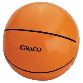 "Basketball Beach Ball (14"")"