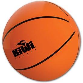 """Basketball Beach Balls (14"""")"""