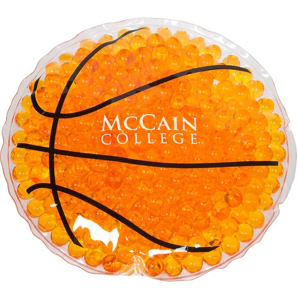 Orange Basketball Hot and Cold Pack