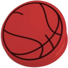Logo Basketball Keep-It Clip