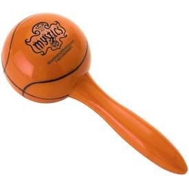 Basketball Maracas