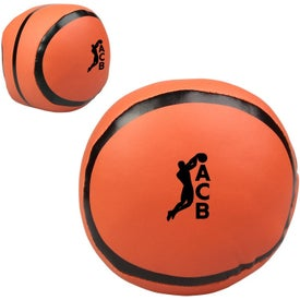 Basketball Pillow Ball Giveaways