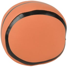 Basketball Pillow Ball Imprinted with Your Logo