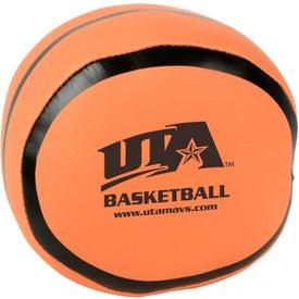 Basketball Pillow Ball