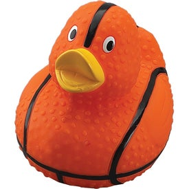 Basketball Rubber Duck for Your Company