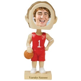 Basketball Single Bobble Head