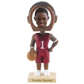 Basketball Single Bobble Heads