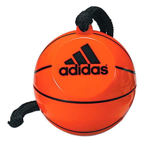 Basketball with Neck Rope