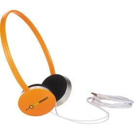 Imprinted Bass Headphones