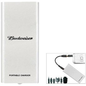 Portable Battery Charger for Advertising