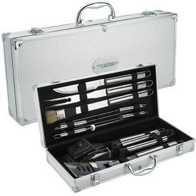BBQ 11 Piece Set for Promotion
