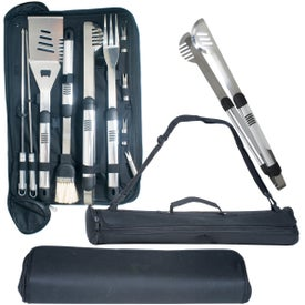 BBQ Master Grill Set Giveaways
