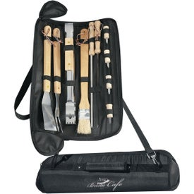 BBQ Set With Carrying Case