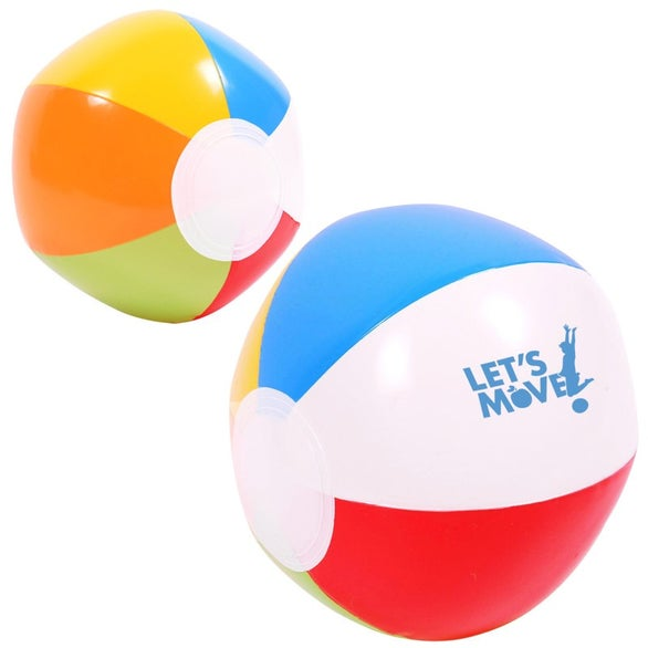 See Item Mini Beach Ball