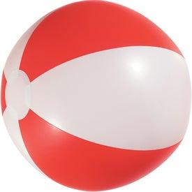 Branded Beach Ball