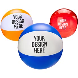 Beach Ball Printed with Your Logo