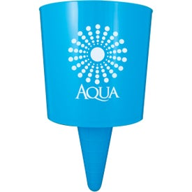Beach Nik Cup Holder with Your Logo