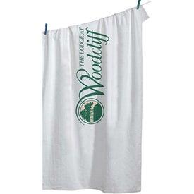 """Personalized Beach Towel - 30"""" x 60"""""""